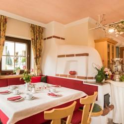 Frühstücksbuffet in der Pension Firn Sepp in Mauterndorf