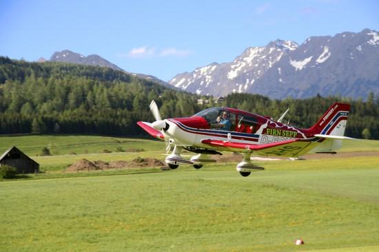 Sommerurlaub - Mauterndorf - Flugsport