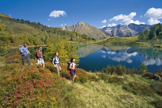 Pension Firn Sepp - Sommerurlaub - Wandern