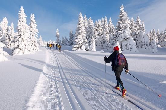 Winterurlaub - Mauterndorf - Langlaufen