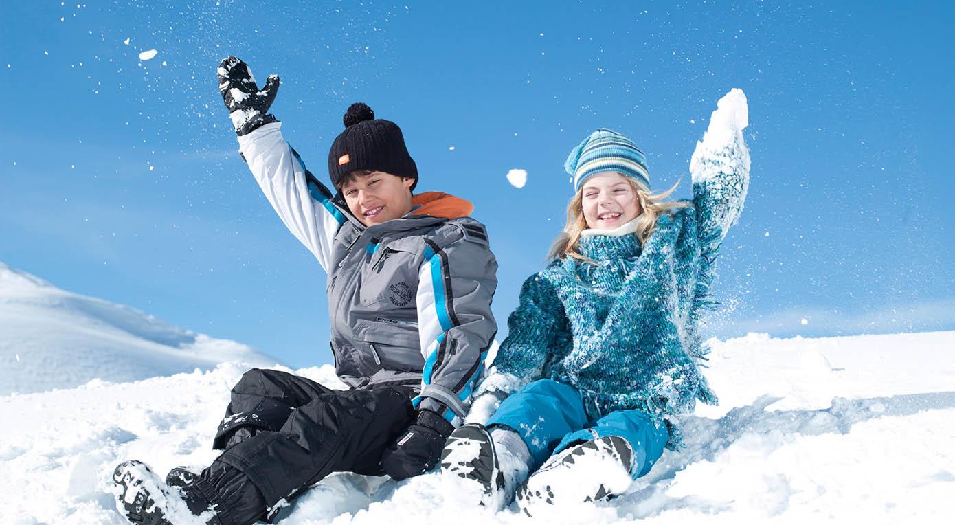 Spass im Schnee Mauterndorf Lungau