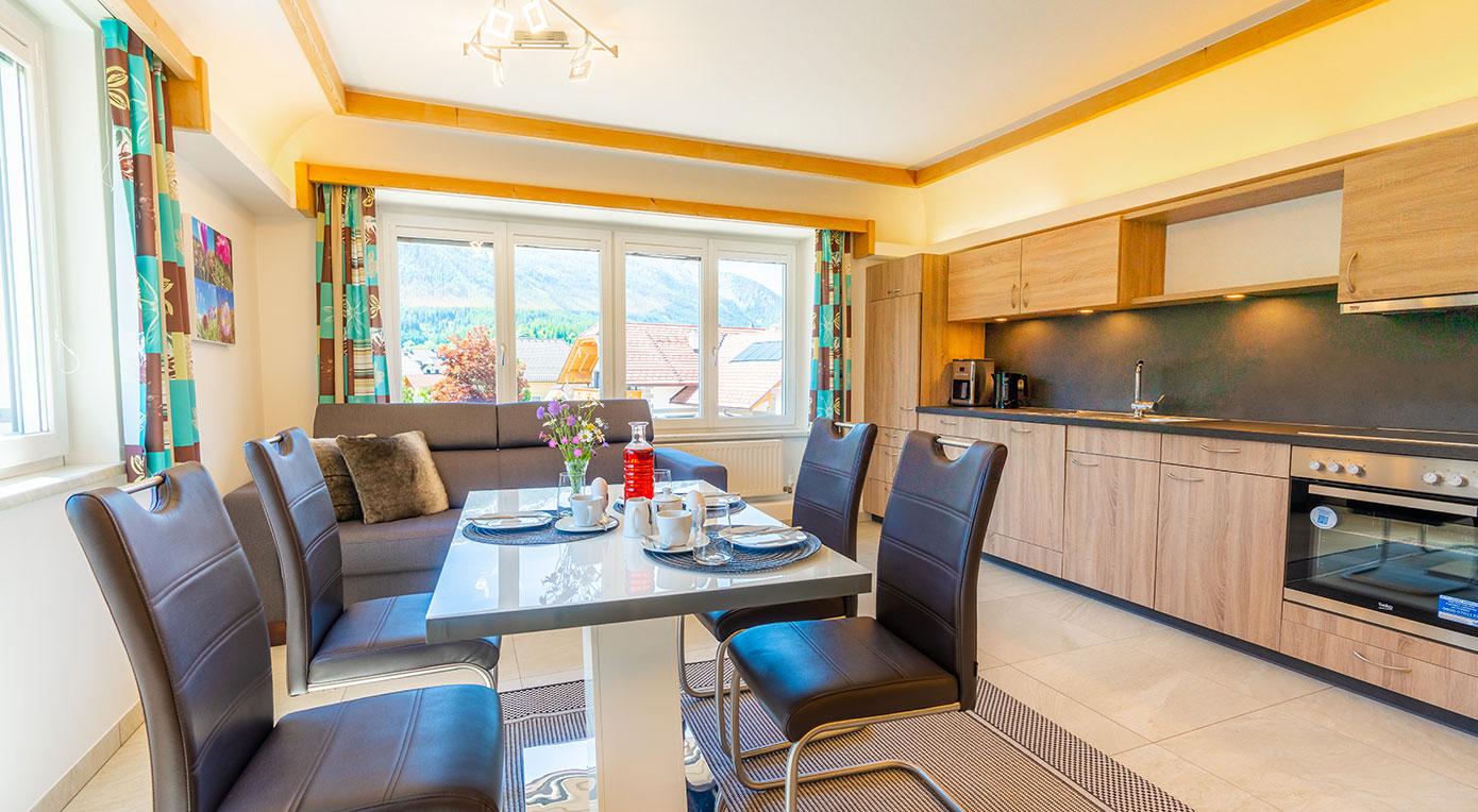 Zimmer & Ferienwohnungen in Mauterndorf
