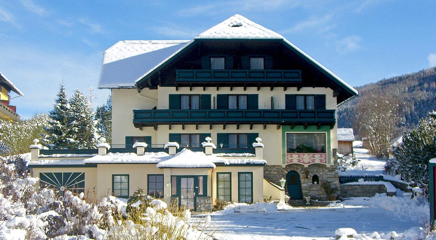 Ferienwohnungen in Mauterndorf - Pension Firn Sepp