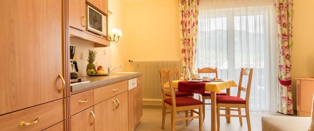 Ferienwohnung Gartenblick - Pension Firn Sepp, Ferienwohnungen in Mauterndorf