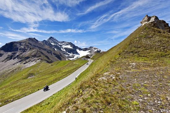 Sommerurlaub - Mauterndorf - Motorrad