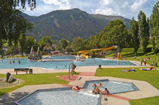 Sommerurlaub - Mauterndorf - Schwimmen