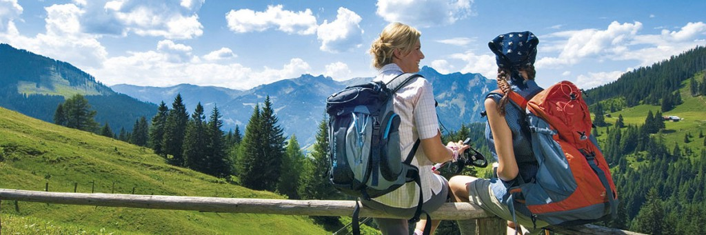 Sommerurlaub - Salzburger Land
