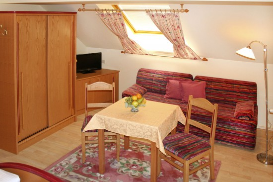 Pension Firn Sepp - Suiten - Mauterndorf - Salzburger Land - Suite Burgblick