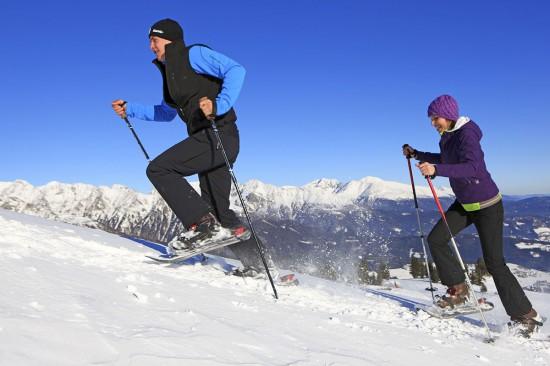 Winterurlaub - Mauterndorf - Schneeschuhwandern