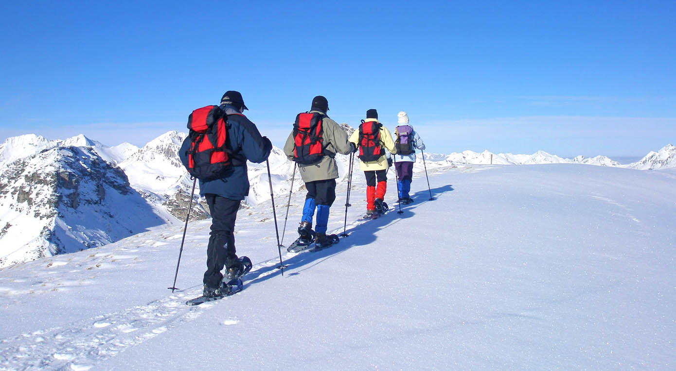 Schneeschuhwandern Mauterndorf Lungau